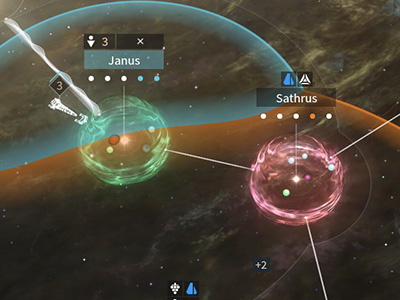 Some singularities can strenghten your star systems or impede production and resource acquisition in enemy-controlled systems. - What race should I choose? | Races - Races - Endless Space 2 Game Guide