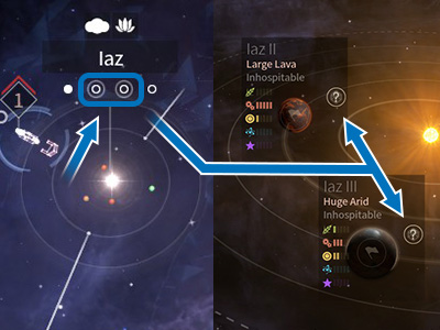 Curiosities that can be found on planets, are randomly generated events (similar to, for example, Tribal Villages in Civilization 6) - Exploration and Curiosities in Endless Space 2 - Gameplay basics - Endless Space 2 Game Guide