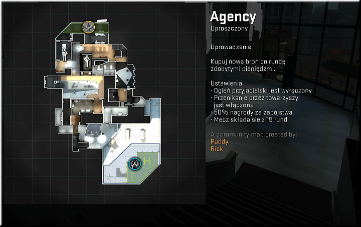 The second hostage rescue map that sees us attempt to rescue a group of hostages in a large office - New Maps in Operation Hydra - Gameplay mechanics - Counter-Strike: Global Offensive Game Guide