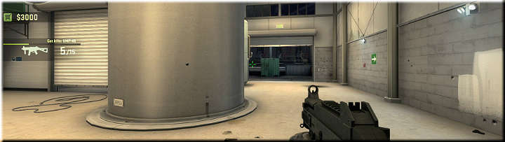 Next corridor - Mission 3 Lite Lite It Up - Missions - Counter-Strike: Global Offensive Game Guide