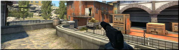 A useful elevated vantage point - Mission 5 Inferno: Scavengers - Missions - Counter-Strike: Global Offensive Game Guide