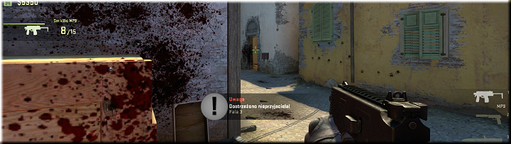This location offers eyes on the building - Mission 5 Inferno: Scavengers - Missions - Counter-Strike: Global Offensive Game Guide