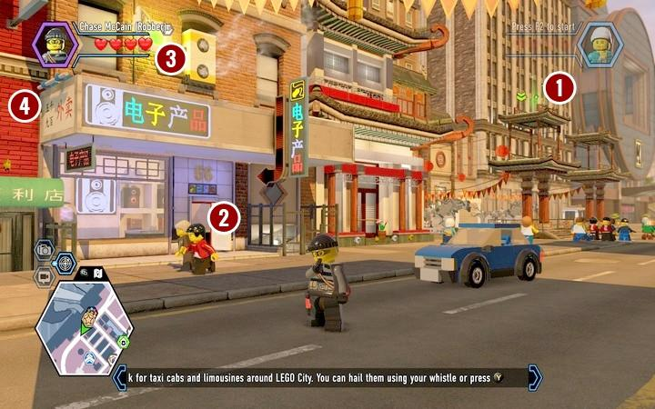 This is yet another bank job, this time for the police, and it can be troublesome at first - Eavesdropping on the gang | Walkthrough - Chapter 6 - LEGO City: Undercover Game Guide