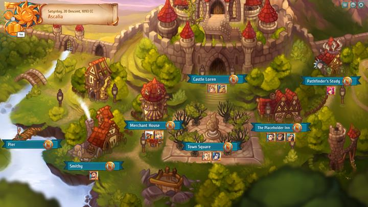 As the time passes, the city will develop further. - Which buildings should be upgraded? - City Management - Regalia: Of Man and Monarchs Game Guide