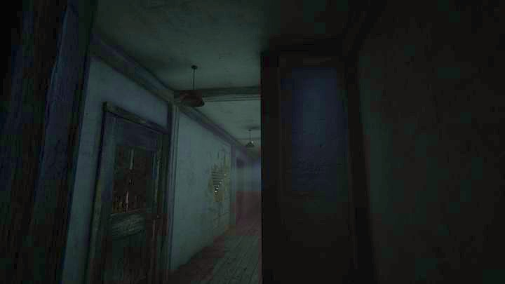 Then take the stairs up - The Compound | Genesis | Walkthrough - Genesis - Outlast 2 Game Guide