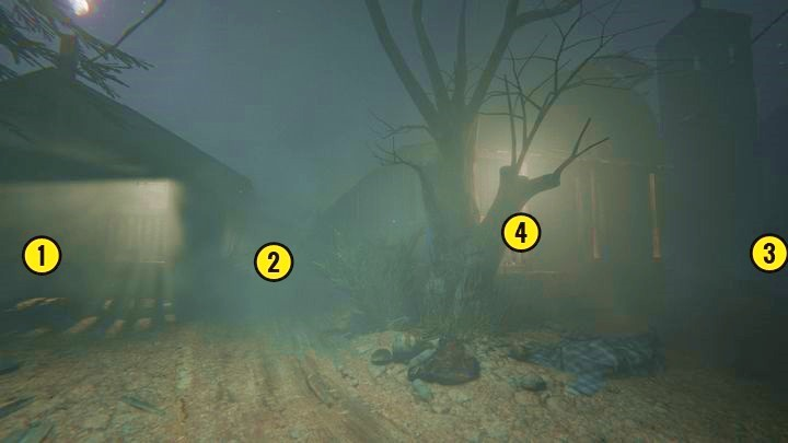 For the moment, you are safe - The Fields | Genesis | Walkthrough - Genesis - Outlast 2 Game Guide
