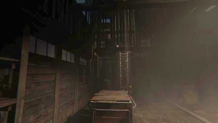 Move the chest and climb to the attic - The Fields | Genesis | Walkthrough - Genesis - Outlast 2 Game Guide