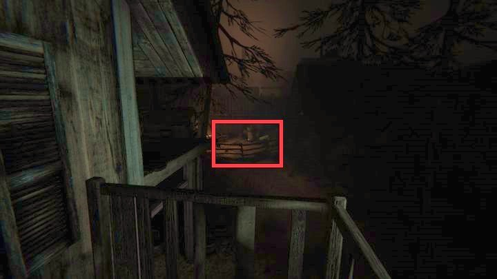 When you reach the house and open the door on the ground floor, the pursuit begins again - The Chapel | Genesis | Walkthrough - Genesis - Outlast 2 Game Guide
