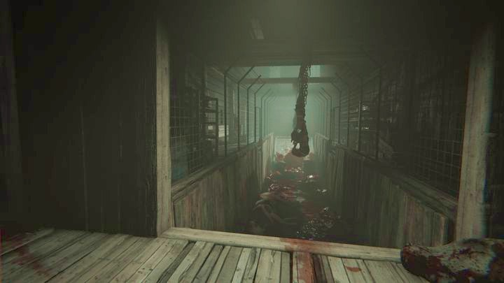 Behind the hole, turn left - The Road to the Mine | Genesis | Walkthrough - Genesis - Outlast 2 Game Guide