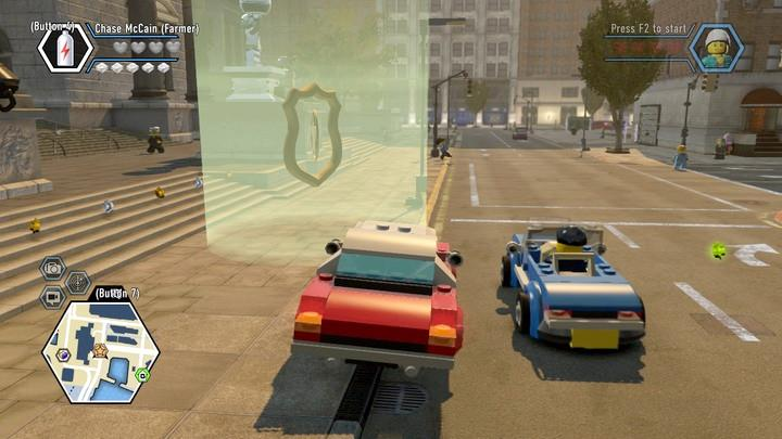 Reach the museum to start the next mission - Museum burglary | Walkthrough - Chapter 10 - LEGO City: Undercover Game Guide