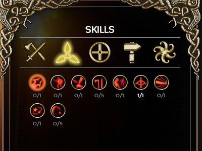 This category groups all the skills that can aid your warrior in combat - Offensive Abilities - Abilities - Expeditions: Viking Game Guide