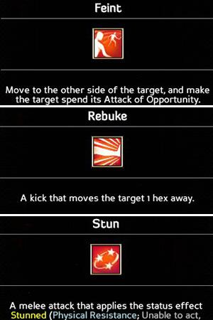 Feint - Offensive Abilities - Abilities - Expeditions: Viking Game Guide