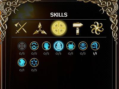 This category groups up all of the skills whose purpose is to support your party in a variety of ways - Support Abilities   Expeditios: Viking - Abilities - Expeditions: Viking Game Guide
