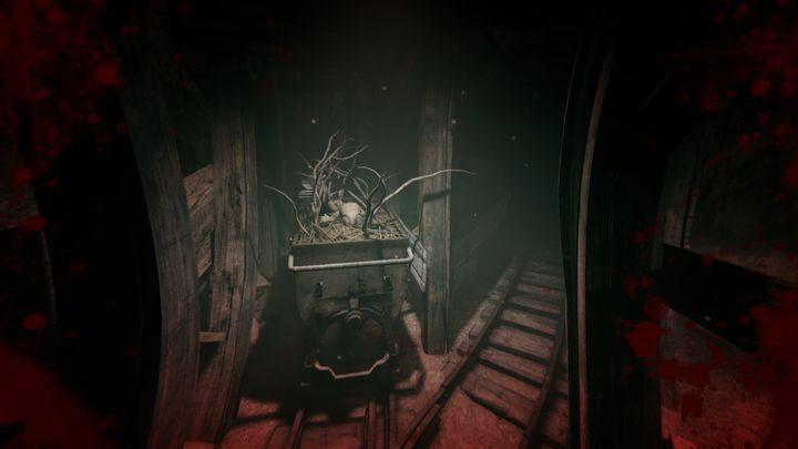 If you dont succeed then, after loading the save, you must run to the place from which you came here - Descent | Leviticus | Walkthrough - Leviticus - Outlast 2 Game Guide