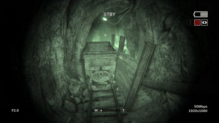 Next, you go to another mineshaft - Vals Rebirth | Leviticus | Walkthrough - Leviticus - Outlast 2 Game Guide