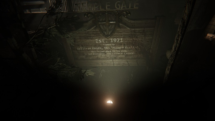 Recording - Genesis | Notes and recordings - Notes and recordings - Outlast 2 Game Guide