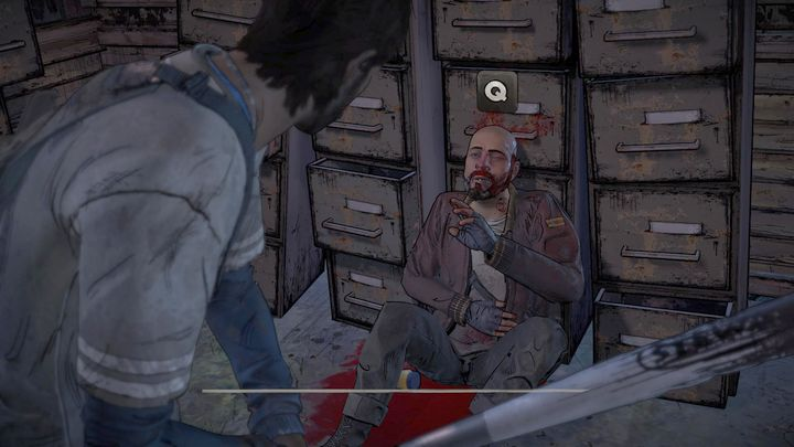 Your task is to catch Badger - Chapter 5 - Crime and Punishment   Episode 3 - Episode 3: Above the Law - The Walking Dead: The Telltale Series - A New Frontier Game Guide