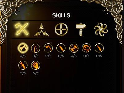 it is a very important group of the abilities for every warrior in your party - Wielding weapons - Abilities - Expeditions: Viking Game Guide