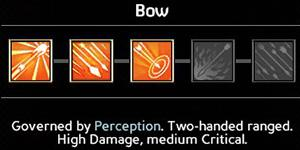 Bow (9/12/15/18/21) - Wielding weapons - Abilities - Expeditions: Viking Game Guide