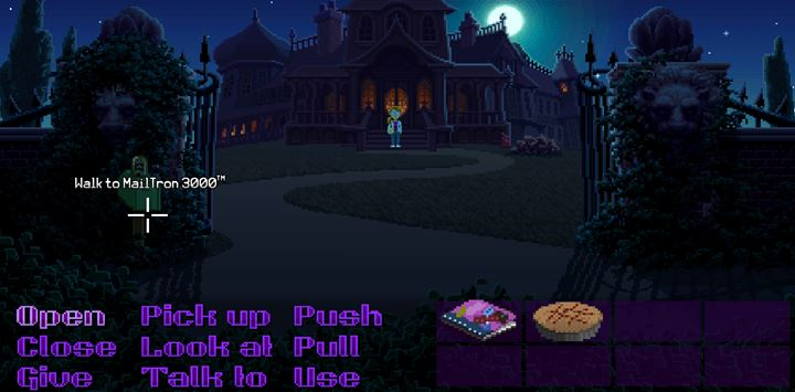 Pick up girls favorite magazine. - Part 1 - The meeting / Part 2 - The Body | Walkthrough - Walkthrough - Thimbleweed Park Game Guide