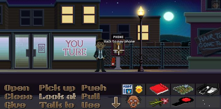 The federal agents will come back to the city. - Part 4 - The Will / Part 5 - The Reading | Walkthrough - Walkthrough - Thimbleweed Park Game Guide