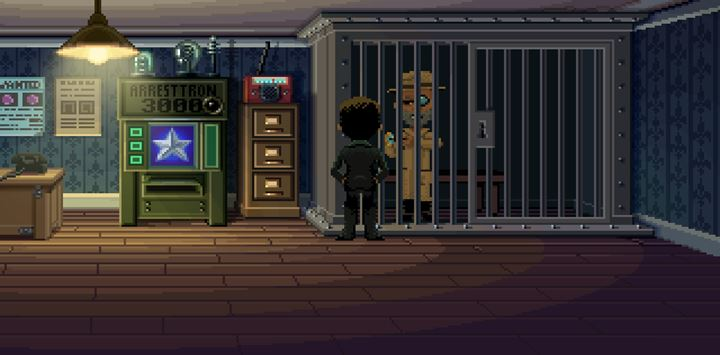 Willie can fix Reyes watch. - Part 6 - The Factory | Walkthrough - Walkthrough - Thimbleweed Park Game Guide