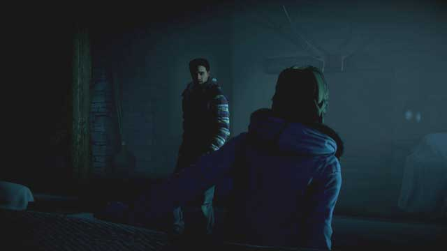 A little fight might occur between Mike and Jess, and is bound to occur between Jess and Emily - Episode 2 | Walkthrough - Walkthrough - Until Dawn Game Guide & Walkthrough