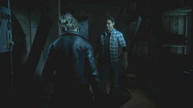 Before fixing the water as Josh asks you to, examine the baseball bat in the closet - Episode 2 | Walkthrough - Walkthrough - Until Dawn Game Guide & Walkthrough