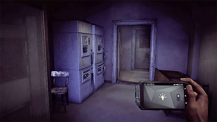 Youll enter a new set of server rooms - Psychiatric Asylum - Building C | Hidden memories - Hidden memories - Get Even Game Guide