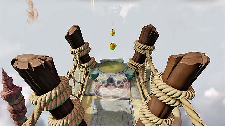 You will come across hogs running across the bridge - Road to Nowhere | Wumpa Island | Levels - Crash Bandicoot - Wumpa Island - Crash Bandicoot N. Sane Trilogy Game Guide