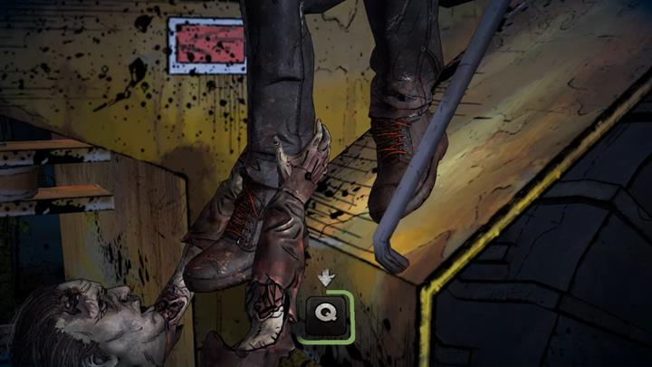 1 - Chapter 4 - Dark Victory | Episode 5 - Episode 5: From the Gallows - The Walking Dead: The Telltale Series - A New Frontier Game Guide