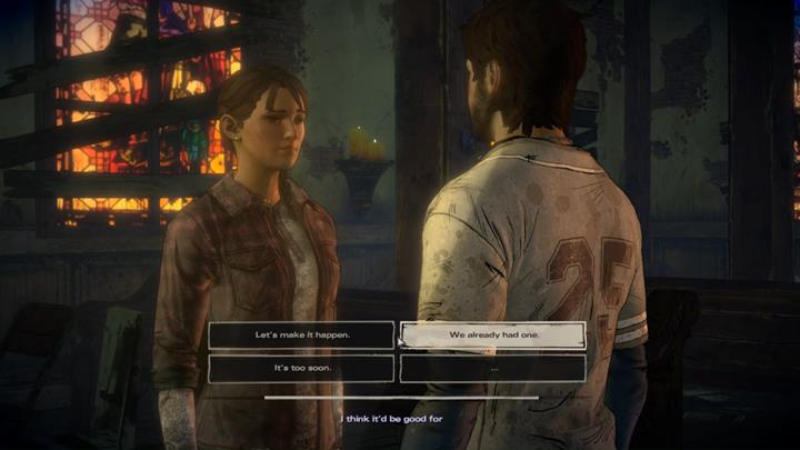As always, the final chapters offer a summary of the decisions undertaken throughout the whole episode - Chapter 5 - Second Chances | Episode 5 - Episode 5: From the Gallows - The Walking Dead: The Telltale Series - A New Frontier Game Guide