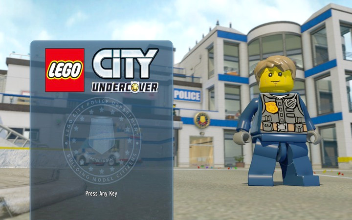 On the starting screen, right after loading the game, make sure that the first button you press will be a button on the pad - How to use a gamepad on PC? - Basic information - LEGO City: Undercover Game Guide