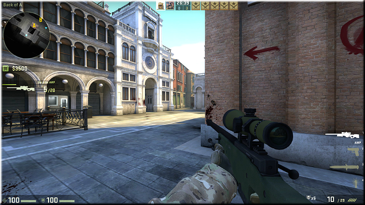 Possibly the best spot on the map - Mission 14 - Canals - Lead in the Water - Missions - Counter-Strike: Global Offensive Game Guide
