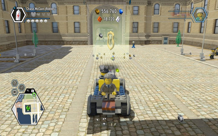Deliver the prisoner to the hideout - Free Moe de Luca | Chapter 6 - Chapter 6 - LEGO City: Undercover Game Guide