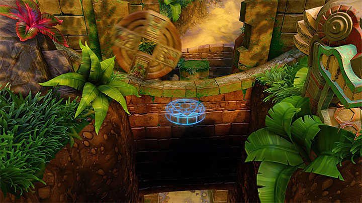 Reaching all chests requires having the blue gem unlocked - it is given for a perfect run in Toxic Waste (0 deaths, collecting all chests) - Rolling Stones | N. Sanity Island | Levels - Crash Bandicoot - N. Sanity Island - Crash Bandicoot N. Sane Trilogy Game Guide