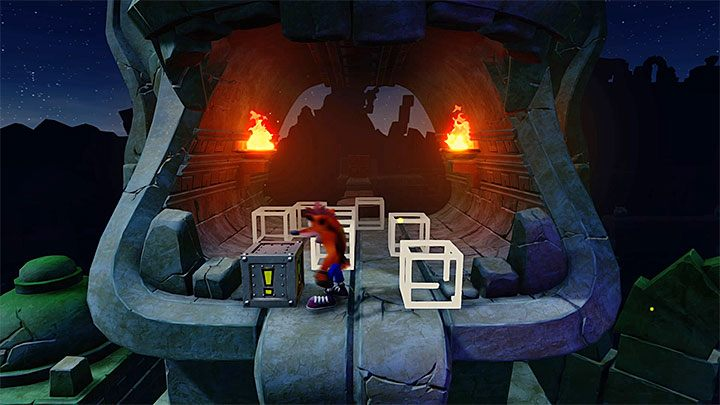If you have not completed the Death Route, go right - Road to Ruin | Crash Bandicoot 2 | Levels - Crash Bandicoot 2 - Sewer Warp Room - Crash Bandicoot N. Sane Trilogy Game Guide