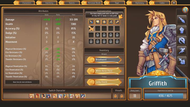 How to recruit for the party: Available from the beginning of the game - All party members and how to recruit them   Citizens - Citizens - Regalia: Of Man and Monarchs Game Guide