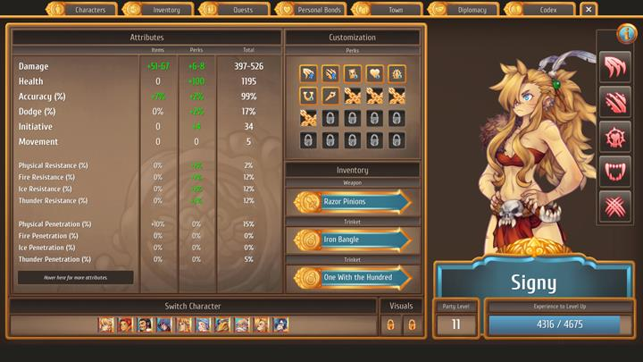 How to recruit for the party: You have to defeat her soon after Chapter 1 starts - All party members and how to recruit them   Citizens - Citizens - Regalia: Of Man and Monarchs Game Guide
