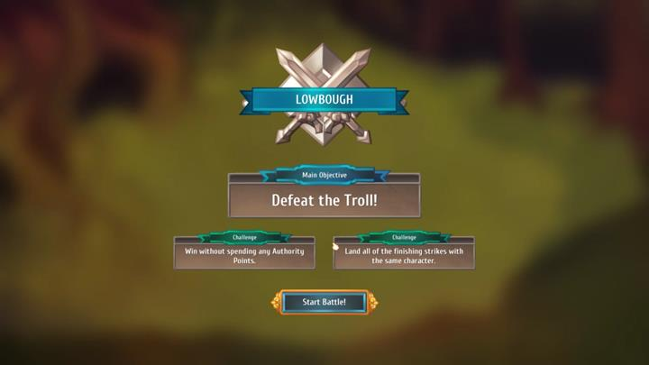 In this case, your objective is to defeat a strong troll - Example battles   Dungeons and combat - Dungeons and combat - Regalia: Of Man and Monarchs Game Guide