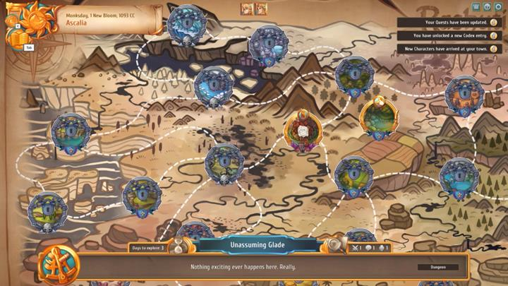 1 - The first journey and a new ally   Walkthrough for Chapter 1 - Walkthrough for Chapter 1 - Regalia: Of Man and Monarchs Game Guide