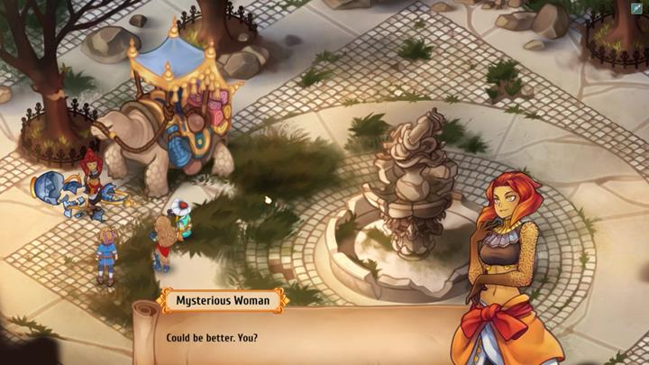 As soon as you end the journey, new events will occur in the kingdom - Royal quests   Walkthrough for Chapter 1 - Walkthrough for Chapter 1 - Regalia: Of Man and Monarchs Game Guide