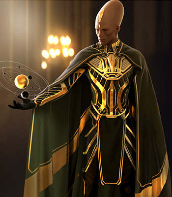 It is hard to call Horatio a race because they are clones of an unequalled genius that is both a ruler and a father of the entire faction - Horatio Race in Endless Space 2 - Races - Endless Space 2 Game Guide