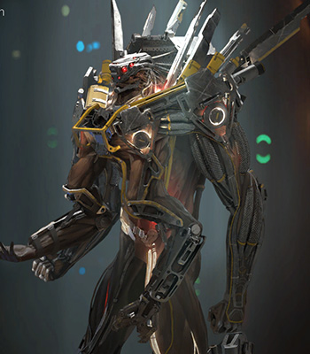 This race preys on others - Cravers Race in Endless Space 2 - Races - Endless Space 2 Game Guide