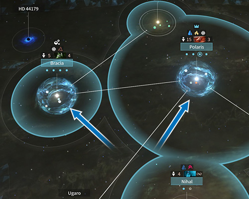 Special ability - Riftborn Race in Endless Space 2 - Races - Endless Space 2 Game Guide