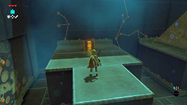 There are many treasure chests scattered around - The Isolated Plateau | Main quests - Main quests - The Legend of Zelda: Breath of the Wild Game Guide