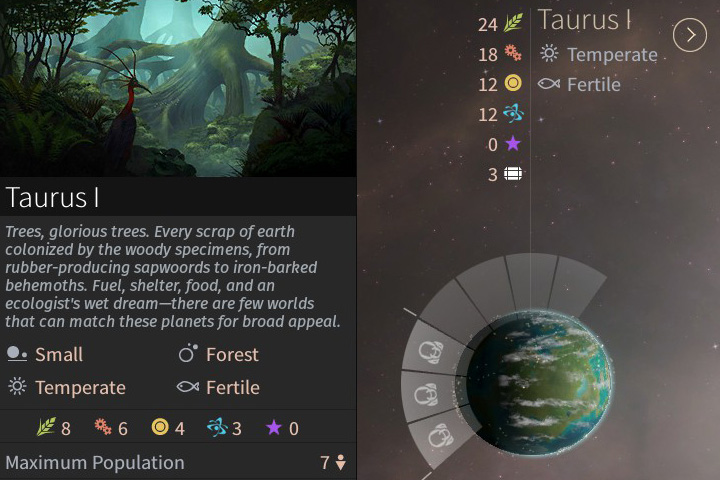 Every inhabitant of the planet produces a whole range of resources. - FIDSI and Approval in Endless Space 2 - Gameplay basics - Endless Space 2 Game Guide