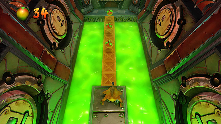 Soon, you will pass by the area where the paths come together again, i - Cortex Power | Cortex Island | Levels - Crash Bandicoot - Cortex Island - Crash Bandicoot N. Sane Trilogy Game Guide