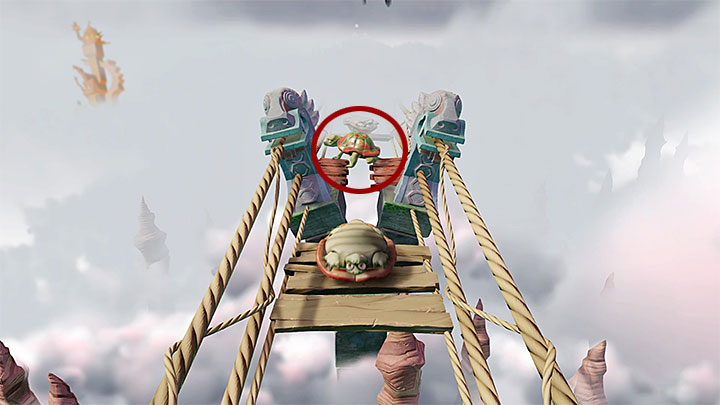After you reach the wall consisting mainly of metal crates, smash the obly wooden one and jump through the small opening at the right moment - The High Road | Cortex Island | Levels - Crash Bandicoot - Cortex Island - Crash Bandicoot N. Sane Trilogy Game Guide