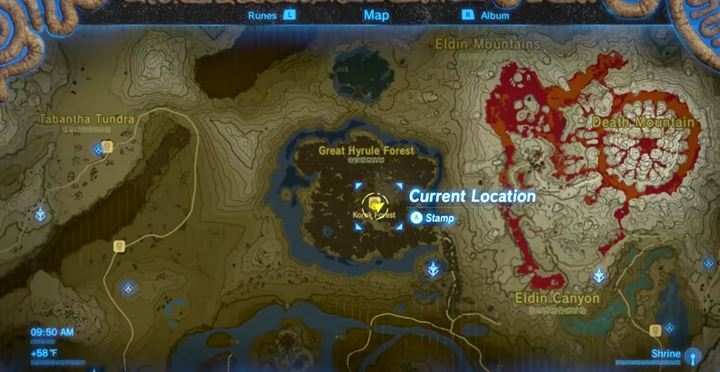 Hestu can also be found in Korok Forest - How to increase your inventory capacity? (Locating Hestu) | FAQ - FAQ - Frequently asked questions - The Legend of Zelda: Breath of the Wild Game Guide